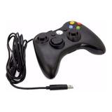 Control Xbox 360 Y Pc Joystick Con Cable