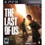 The Last Of Us Juego Ps3 Original Playstation 3 + Español