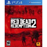 Red Dead Redemption 2 Ps4 Digital Oferta! Entrega Instante!