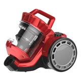 Aspiradora Microsonic Sin Bolsa 2000w Rojo Universo Binario