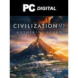 Civilization 6 Pc Español / Deluxe Digital + Gathering Storm