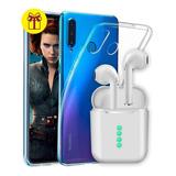 Huawei P30 Lite 6' 128gb 4gb + Funda + Auriculares Bt - P M