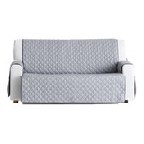 Funda Cubre Protectora Reversible Para Sofa 3 Cuerpos Clicsp