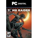 Shadow Of The Tomb Raider Pc Español / Digital Deluxe