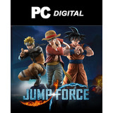 Jump Force Pc Español / Original Steam Online