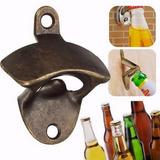 Destapador De Pared Abre Botellas Oferta X 3 Unidades Mli