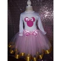 Vestidos Minnie Remeras Body Y Tutu Consulta Precio En