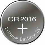 Blister De 5 Pilas Baterias Litio Cr2016 Cr 2016 3v ®