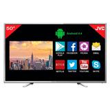 Tv Jvc Smart 50' Quad Core 8gb Full Hd 12 Pagos S/rec En Loi