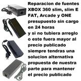 Fuente Xbox 360 Trae La Tuya Y Llevate Para Tu Xbox  De Pc