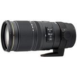 Lente Sigma 70-200mm F/2.8 Apo Ex Dg Hsm Os Fld Large
