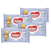 Toallitas Huggies Rn 80 Pack Por 4 - Bebés Y Niños