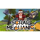 Scrap Mechanic  + Online Full Pc +