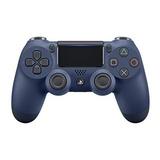 Joystick Control Inalambrico Ps4 Original Azul Oscuro