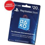 Tarjeta Playstation 20 Dólares Gift Psn / Código Original