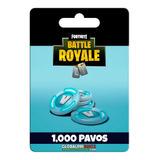 1000 Pavos (v-bucks) Fortnite Ps4 Usa - Globalpingames