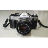Cámara De Fotos Canon Ae 1 Program