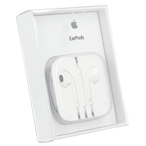ac9838f8c00 Auriculares iPhone 5 5s 6 6s Plus Se Originales Manos Libres