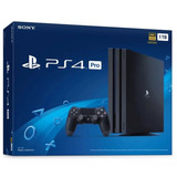 Playstation 4 Ps4 Pro 1tb Nuevo 4k