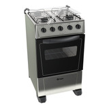Cocina A Super Gas James Thompson Inox Horno Autolimp 1050