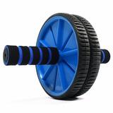 Rueda Power Roller Para Abdominales (alfombra De Regalo)