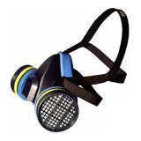 Tapaboca Doble Filtro  Mascara Para Químicos  Y Más ! Tyt