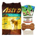 Comida Perro Adulto Astro 17 Kg + Regalo + Envio Gratis