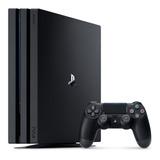 Consola Playstation 4 Pro 1tb Ps4 Nueva Zonalaptop