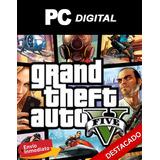 Gta 5 / Grand Theft Auto V Pc Español / Offline Digital