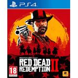 Red Dead Redemption 2 Nuevo Sellado Físico. En Stock