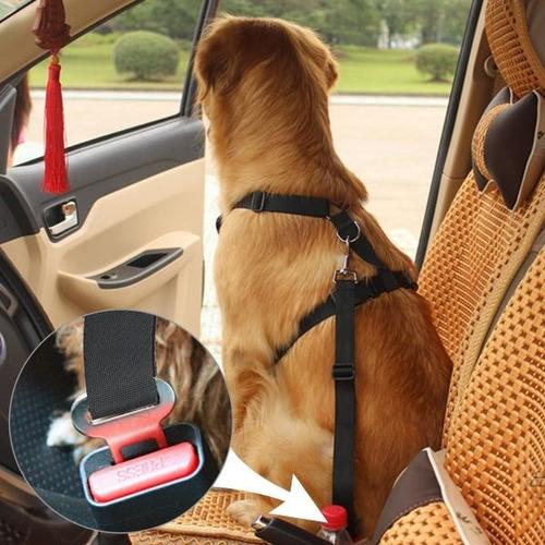 a1361d3d6167 Cinturón De Seguridad Correa Cinto Auto Mascotas