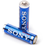 Pilas Sony Stamina Plus Aa Stra Powerd Maximo Rendimiento-ub