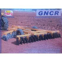 Tractores, Maquinaria Agrícola, Implementos, Tatu