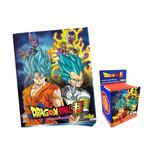 Dragon Ball Super - 50 Sobres + Album Obsequio