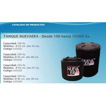 Tanque De Depósito Para Agua 1000 Lts.