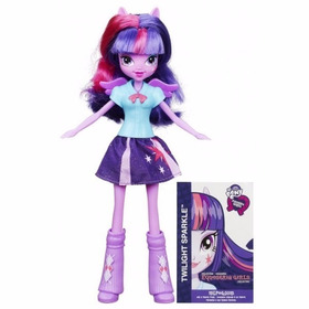 Muñeca Original Equestria Girls My Little Pony Hasbro Figura