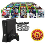 Xbox 360 La Consola Mas Completa Del Pais - Varios Regalos