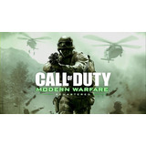 Call Of Duty Modern Warfare Remastered!!! - Pc Digital