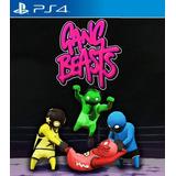 Gang Beasts Juego Ps4 Original Play 4 + Garantía