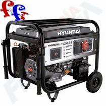 Generador Trifasico Hyundai 9.9 Kva 15hp Continua Hy9000le-3