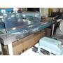 Mesa De Trabajo Nueva Acero Inox Estante Hierro 190x70x90x30