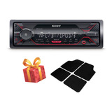 Radio Auto Sony Dsx-a410bt Usb Am Fm Bluetooth