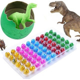 Huevo De Dinosaurios Nacen En El Agua Y Crecen Para Niños