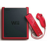 Nintendo Wii Mini + 2 Wii Mote + 2 Nunchuck + 12 Juegos Off