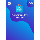 [codigo Digital] Psn Store Card Ps4/ps3/vita U$s 100