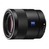 Lente Objetivo Sony 55mm Sel55f18z Zeiss F1.8 Full Frame