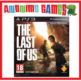 The Last Of Us Idioma Español Original Playstation 3