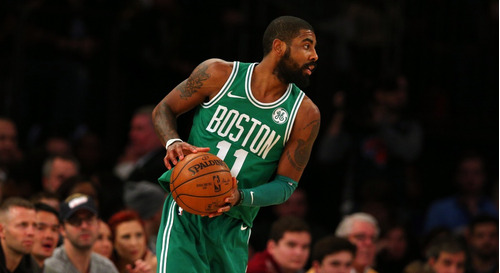 64dcac67 Camiseta Green Boston Celtics Irving Original