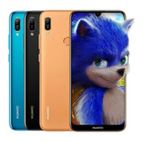 Celular Huawei Y6 2019 6.09¨ 32 /2gb Pantalla Hd+ ! Cover Co