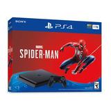 Consolas Ps4 1tb + Spiderman